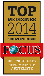 Focus Top Mediziner Schizophrenie 2014